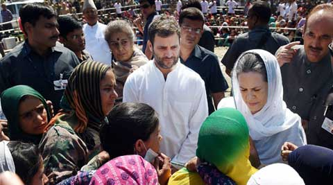 Sonia Gandhi denies role in Congress-NCP alliance break up