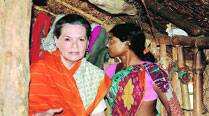 In 100 days of Modi, have prices gone down, Sonia asks Rae Barelivillagers