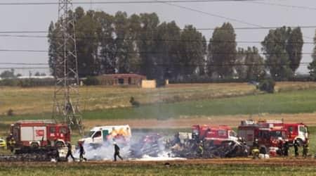 Mexico plane crash, mexico plane crash highway, M7 Aerospace LP plane, Mexico M7 Aerospace LP plane, Queretaro airport, international news, news