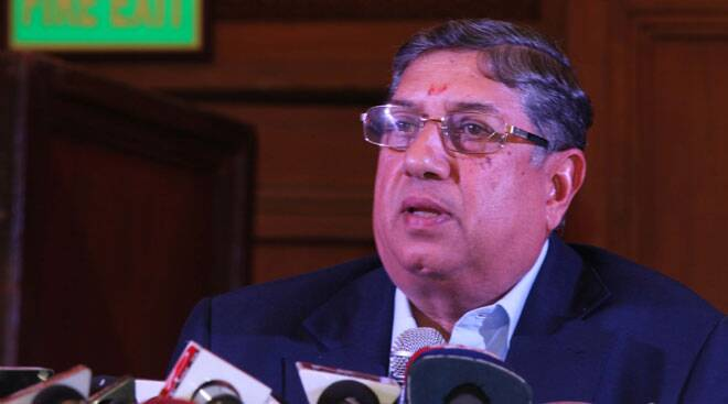 On eve of D-Day, Srinivasan seeks SC nod to keep top post