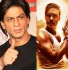 Shah Rukh Khan and I are not friends: Ajay Devgn