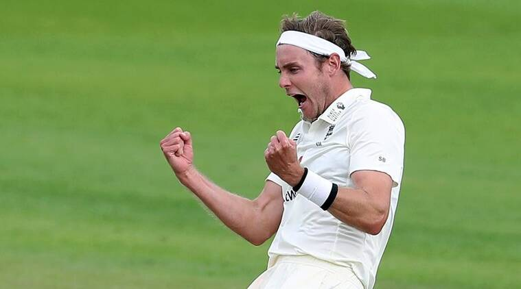 Stuart Broad reaches 500 wickets in Tests, shatters records for ...