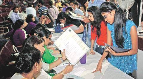 Chandigarh: Seats fill up fast at SD College, DAV