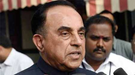 Have asked Mulayam to take back 'false' riots cases, says Swamy