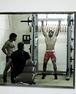 Sushil Kumar bulks up