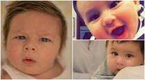 Kareena Kapoor Khan and Saif Ali Khan's son Taimur turns seven months old, here are seven of his cutest photos