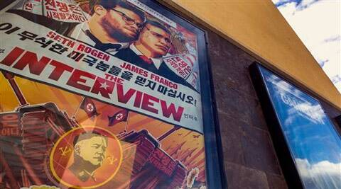 Streaming release of ' The Interview', a test for industry