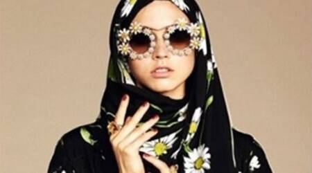 Breaking barriers: Dolce & Gabbana debuts new line of hijabs and abayas
