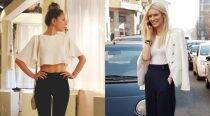 Fashion hacks: 5 ways to wear a high-waisted trouser