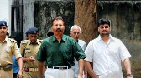 Vanzara, D G Vanzara, Gujarat IPS D G Vanzara, Vanzara bail fake encounter case, fake encounter case Vanzaram Gujarat fake encounter case Vanzara, Vanzara Sohrabuddin Sheikh, Sohrabuddin Sheikh case, Tulsiram Prajapati Ishrat Jahan encounter case, Ishrat Jahan encounter case, indian express