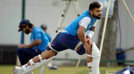 India 'cramped for time' ahead of South Africa tour