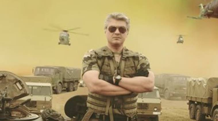 Vivegam becomes Ajith's best ever opening; creates Chennai box-office record