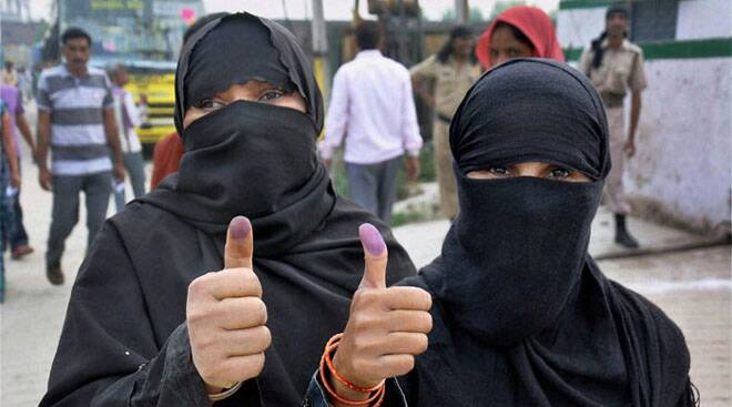 Fifth phase of polling ends