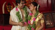 Composer Purbayan Chatterjee's wedding to Malayalam singer Gayatri Asokan was a dreamy affair