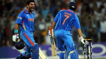 india world cup, india world cup 2011, on this day, on this day sports, cricket world cup, india world cup 2011 final, world cup 2011 final, world cup cricket 2011 final, ms dhoni, dhoni 2011 world cup, dhoni final 2011 world cup, cricket news, sports news, indian express