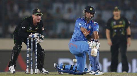 Yuvraj Singh got some runs under his belt as he scored a fluent fifty against Australia on Sunday (AP)Yuvraj Singh got some runs under his belt as he scored a fluent fifty on Sunday (AP)