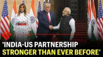 India-US partnership stronger than ever before: US President