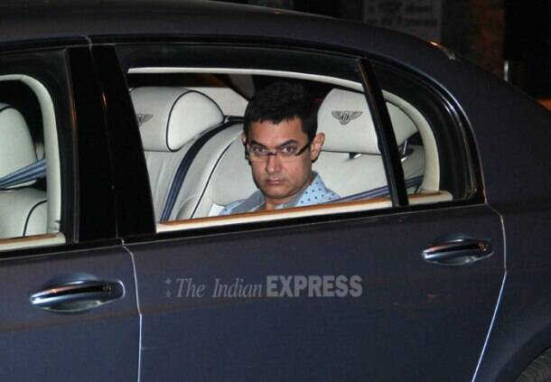Aamir Khan's geek look