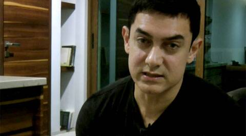 Aamir Khan believes that to combat violence against women, men will first have to change their attitude.