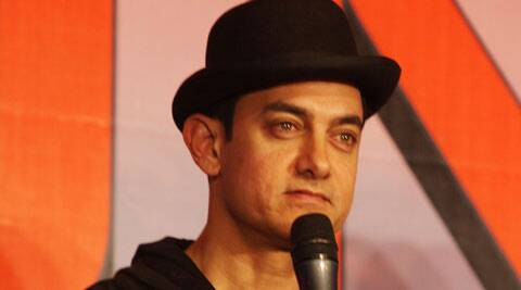 Aamir Khan, 48, took to social networking site Twitter to announce the release date of P.K.