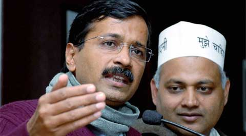 The court of Justice G S Sistani issued the notice to Bharti on the plea filed by Mehra, while Gupta's plea against Kejriwal was heard by the court of Justice Vipin Sanghi. (PTI)