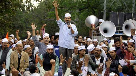In its memorandum, AAP expressed its apprehension that some political parties might try to disrupt the rally and violate peace and order.