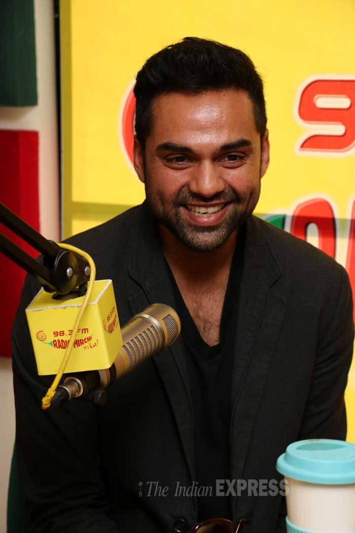 Dimpled heartthrob Abhay Deol will play the role of Amit Sharma, in the rom-com directed by Devika Bhagat. (Photo: Varinder Chawla)