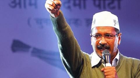 The fight for new independence has begun, said Arvind Kejriwal.