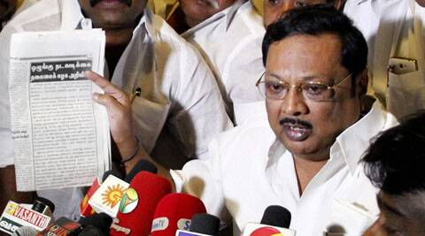 Alagiri told reporters in Madurai after celebrating his 63rd birthday that he was unaware of any patch-up efforts by the DMK high command.