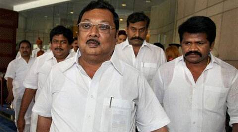 Alagiri said he had been told that the party was mulling issuing him show cause notice. (PTI)
