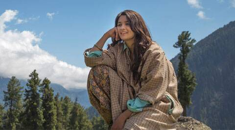 KThe designer reveals how Alia Bhatt's 'Highway' look reflect ...