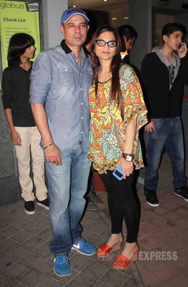 Star studded screening of Salman Khan's 'Jai Ho'