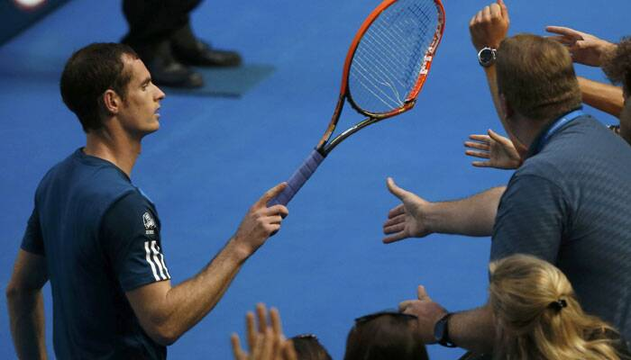 Sharapova shocked; Nadal, Federer rocked