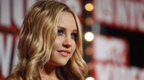 Facing prohibition from parents when she wants to see her friends is frustrating for Amanda Bynes. (Reuters)