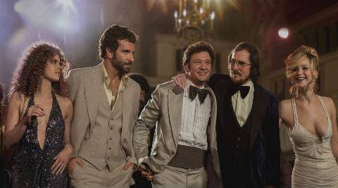 The Academy Awards nominations set up a trio of front-runners, bestowing 10 nods on 'American Hustle' and 'Gravity'.