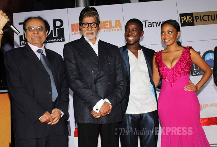 Amitabh Bachchan's tryst with Hollywood