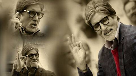 Amitabh Bachchan. (Photo: Big B's blog)