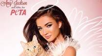 Amy Jackson new face for PetaIndia