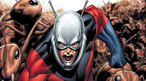 'Ant-Man' has Paul Rudd on board to play Scott Lang, who's later portrayed as the titular superhero.