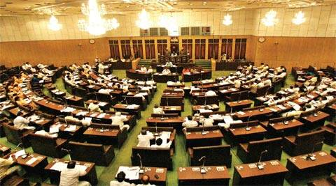 It was all over even before the Telangana MLAs could get their act together to prevent the voice vote.