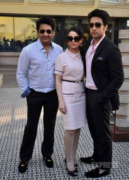 Shekhar Suman, Adhyayan, Ariana Ayam gear up for 'Heartless'