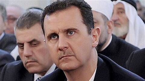 Syria President Bashar Assad. (Photo: Reuters)