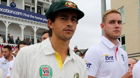 Ashton Agar played a Ashes Test last year. He didn't impress with the ball, but played a gritty knock lower down the order (AP)