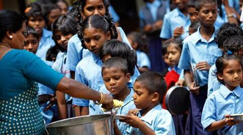 Bangalore: 350 children hospitalised after having midday meal in school