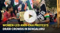 CAA: Women-led protests try to replicate Shaheen Bagh in Bengaluru