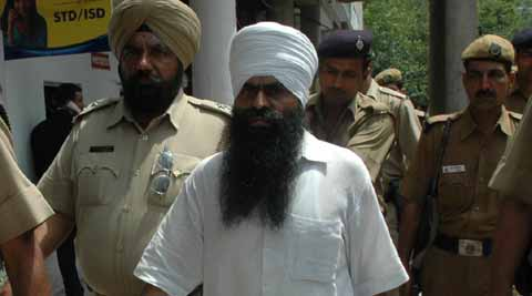 Supreme Court had stayed the execution of Devinderpal Singh Bhullar.