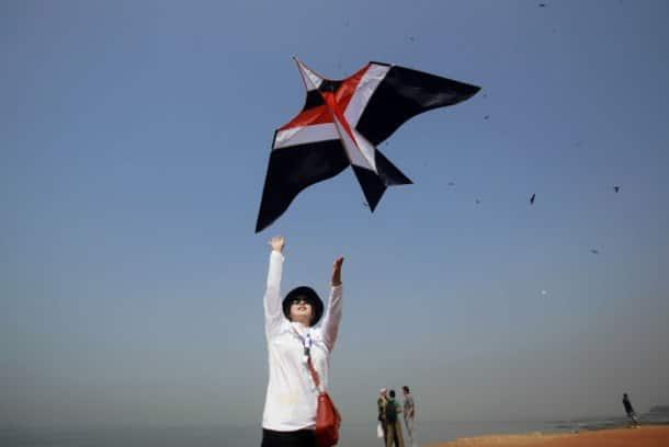 International Kite Festival: When art takes flight