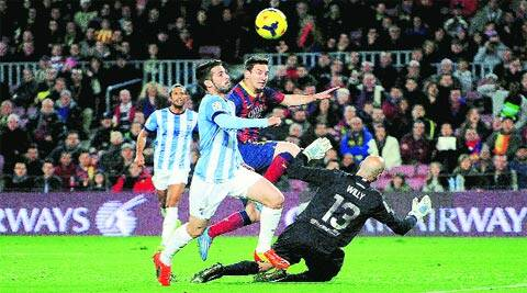 Barca have won all their 10 home games this season, but off field controversies have plagued them