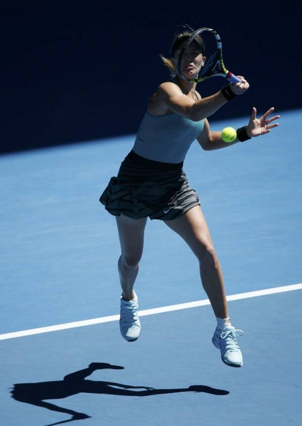 Australian Open: Defending champ crashes out
