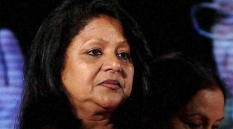 "Alleging ""harassment by the AAP party'' Barkha said she would not step down from the post."